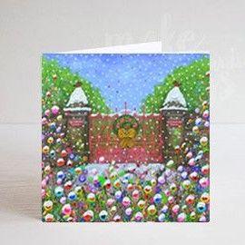 SF GATES MOH CHRISTMAS CARD