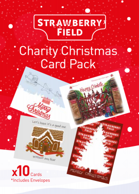 SF CHRISTMAS CARDS 10 PACK Colour: 4 DESIGNS