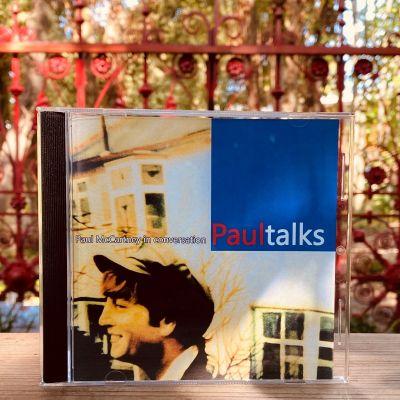 SIGNED JULIA BAIRD PAUL MCCARTNEY CD