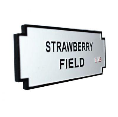 STRAWBERRY FIELD L25 WHITE MAG