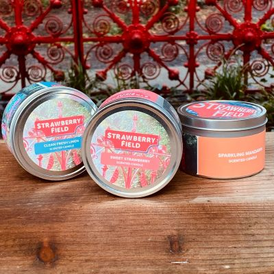 TINNED CANDLE SF