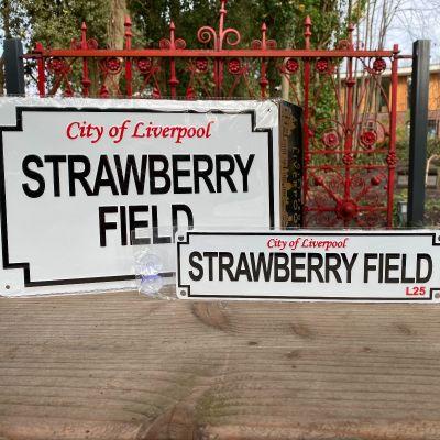 SF L25 STREET SIGN