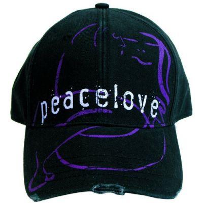 JOHN LENNON PEACE LOVE CAP