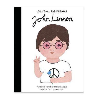 JOHN LENNON BIG DREAMS BOOK