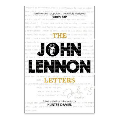 JOHN LENNON LETTERS BOOK