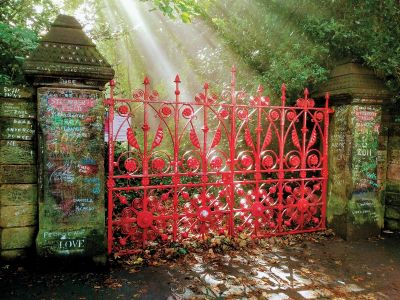 SF GATE IMAGE GREETING CARD Size: A5 4 PAGE