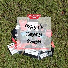 keyrings,magnets,badges